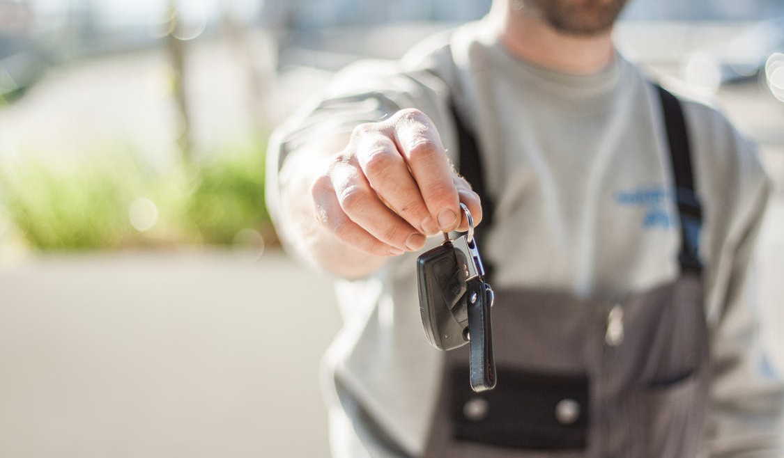 Lost Your Car Key and Have No Spare? Here's What You Need To Do